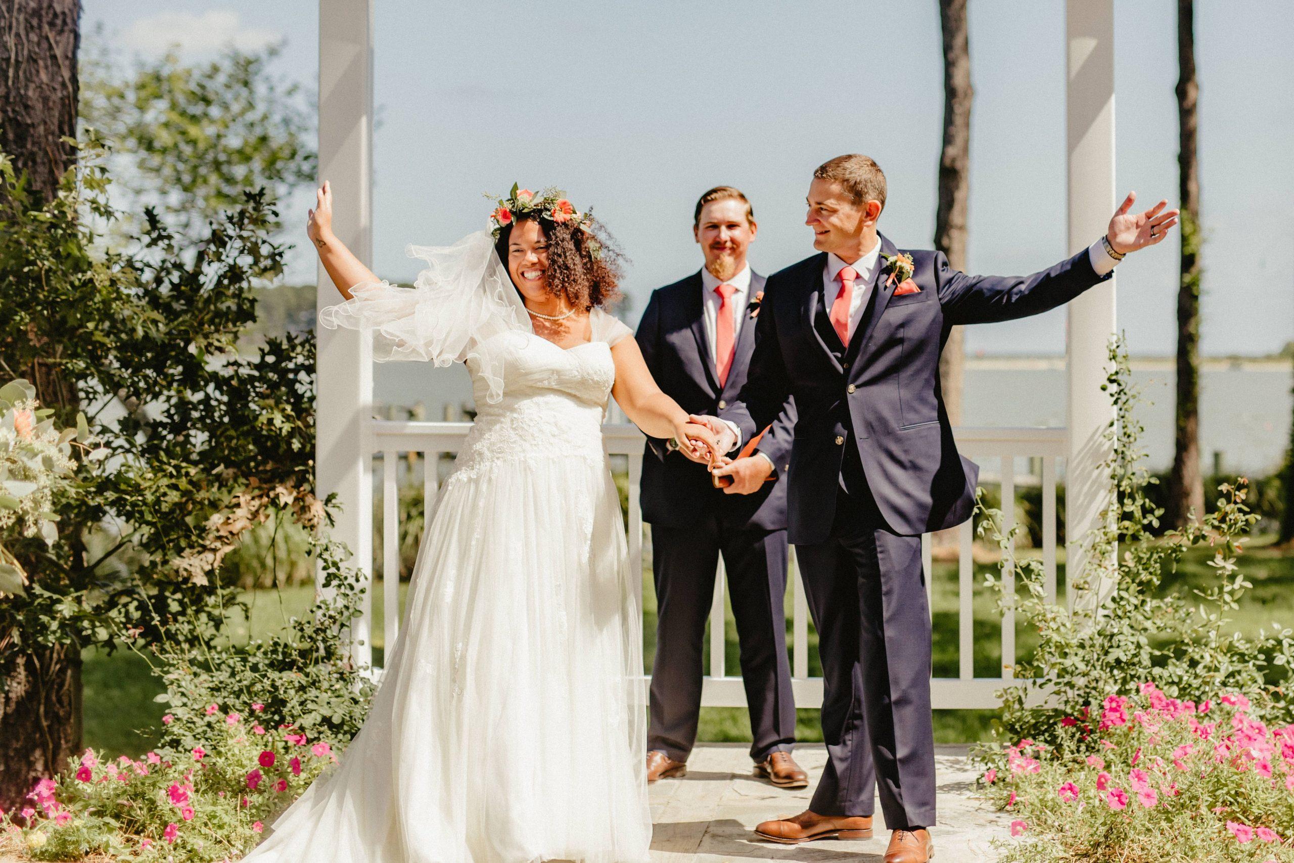 Jason + Breanna Wedding